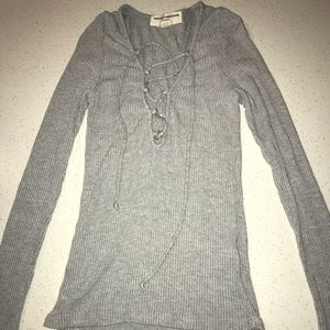 Project social urban outfitters long sleeve shirt